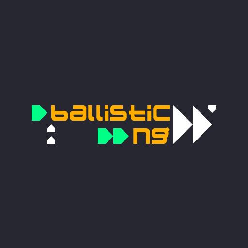 Ballistic NG Standalone Logo